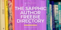 The Sapphic Author Freebie Directory