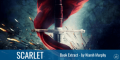 WLW Book Extract: Scarlet
